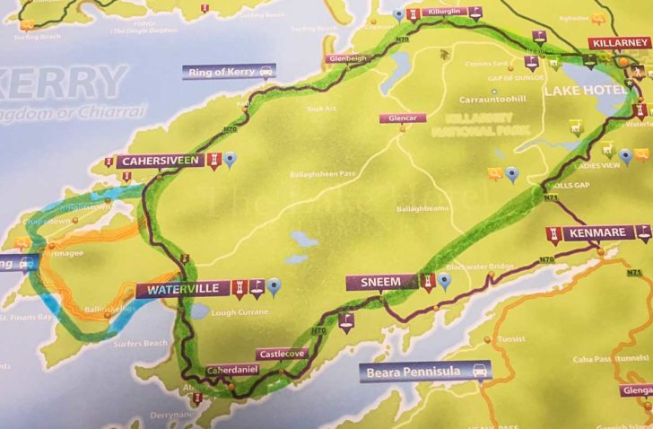 The Ring of Kerry Chauffeur Driven Tours