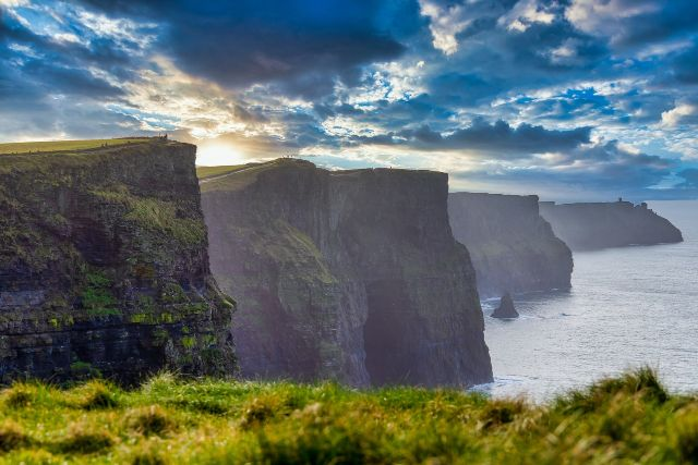 Cliffs of Moher & Burren Day Tour - Cliffs of Moher on Clare Altantic Coast